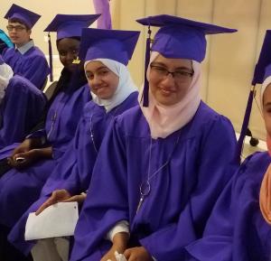 As-Sabeel Graduates First Eighth Grade Class Since Founding!